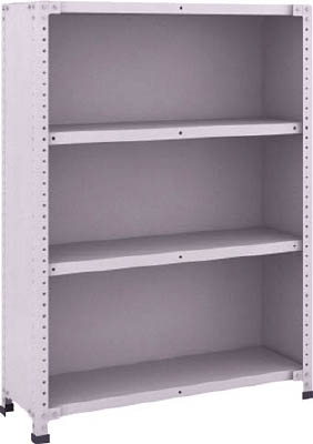 Small to Medium Capacity Shelf Model TLA (Rear and Side Plates Provided, 150 kg Type, Height 1,200 mm)
