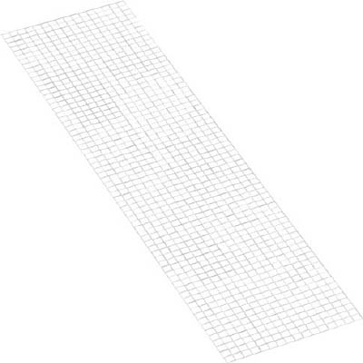 Side Mesh (Made of Resin) for Medium Capacity Boltless Shelves