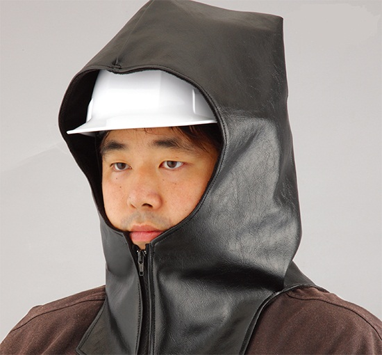 Cold Protection Hood for Helmet DX-6
