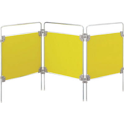 Protek Marking Stand (4-Language Display), Plain Display Panel