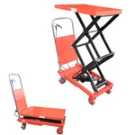 Hydraulic Scissor Lift Table 150 kg High-Rise Type