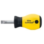 Soft Finish® ESD Stubby Flathead Screwdriver