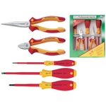 Professional Insulated Pliers & Screwdriver Set