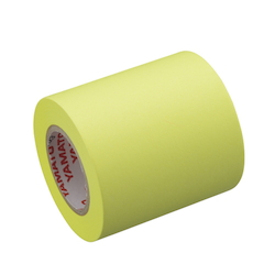 Memoc Roll Tape Fluorescent Colors, 50 mm, Spare Lemon
