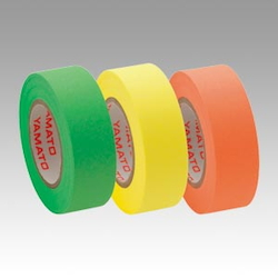 Memoc Roll Tape Fluorescent Colors, Refill, Lime/Lemon/Orange