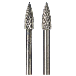 Carbide Cutter Pointed Tip Type