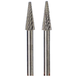 Carbide Cutter, Cut Taper Tip Type