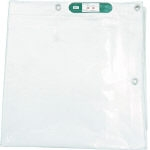 White Flameproof Sheet (Conventional Type)