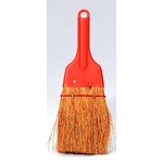 Plastic Handle Palm Power Broom