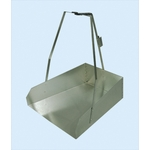 Dustpan with Three Handles