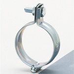 Hanging Pipe Fitting Hanging Band (Electro-Galvanized/Stainless Steel/Dip Plating)