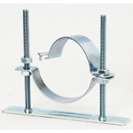 Floor Band TN Set Floor (Electro-Galvanized/Stainless Steel)