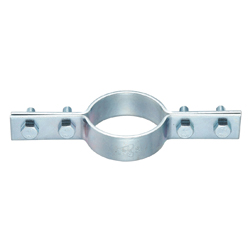 Floor Through Brackets Floor Band/CL Floor Band (Electro-Galvanized/Stainless Steel)