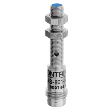 CONTRINEX Miniature 5mm Threaded Inductive Sensors