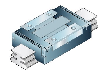 Linear Profiled Rail- Mini Ball Runner Block (BOSCH REXROTH)