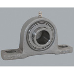 Pillow Type Unit, Stainless Steel Series, Cylindrical Bore Type with Set Screw, MUCP Type