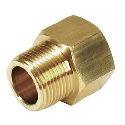 Brass Conversion Outer Socket (RoHS Compliant)