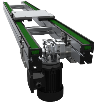 Glide-Line Pallet/Multi-Strand Conveyors