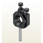 Upper operation gimbal type mirror holder
