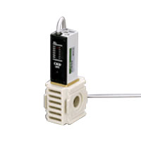 Modular type SELEX FRL, lead switched contact, mechanical small pressure switch, P4100-W series (CKD)