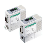 Small flow controller - Rapid flow - FCM series (CKD)
