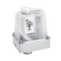 Mechanical Coolant Pressure Switch (for Low Pressure) CPE Series (CKD)