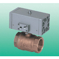 Air Operating Ball Valve Two-Port Valve