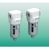 Modular Type Oil Mist Filter Standard White Series