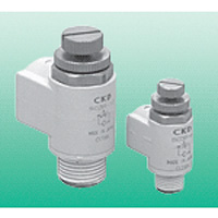 Speed Controller Port Direct Coupling, Elbow Type SC3R Series