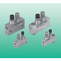 Ultra-Small in/Out Speed Controller SCD Series