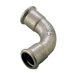 Press Fitting for Stainless Steel Pipes SUS Press Reducer Elbow