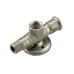 Stainless Steel Tube Press Fitting SUS Press Spot for water Faucet Service Tees