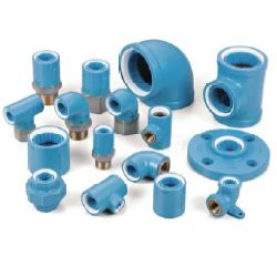 Adapter Tee Pre-Sealed Core Fitting for Lined Steel Pipe - Normal Type (CK Metals)