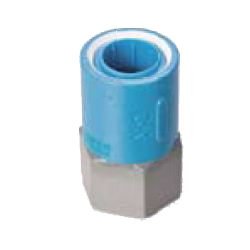 Class ZF Reducer Socket Pre-Seal Core Fitting - Insulation Type, Z Series, Female Adapter (CK Metals)