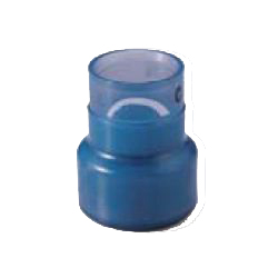 Water Faucet Socket Pre-Seal Transparent PC Core Fitting - Insulation Type, TPCZ Series (CK Metals)