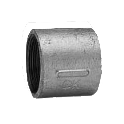 CK Fittings, Screw-in Malleable Cast Iron Pipe Fittings, Cross