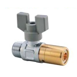Multi-1 Aluminum 3-Layer Tube System Valve Adapter m
