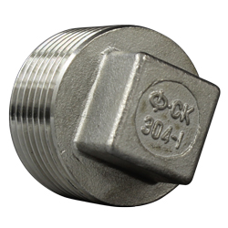 CK Pre-Seal SUS Fitting Square Plug