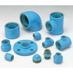 Core Fitting, for Lined Steel Pipe Connection, Socket