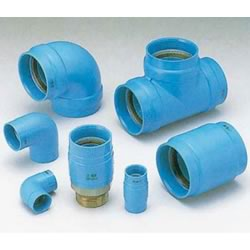 PC Core Fittings, for Lined Steel Pipe Connection, Unequal Diameter Socket