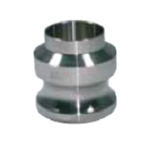 Sanitary Fitting, Special Components, SW Welded Arm Lock Adapter (for Use with Sanitary Pipe)