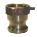 Arm Locking Coupling, Type-A, Female Screw Adapter