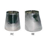 Sanitary Fittings welding Parts RC (RE) -W welding Reducer (Concentric, Eccentric)
