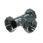 Sanitary Fitting, Union Components, TE-N Nut Tees