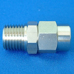 SUS316 Fitting Male Connectors