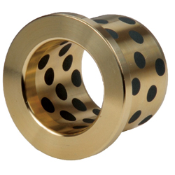 DAISLIDE Bushing with Flange SAF Series