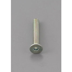 Countersunk Head Bolt with Hexagonal Hole [Trivalent Chromium Plating] EA949MC-1025