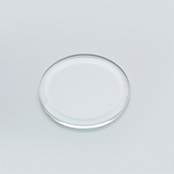 EVAC ISO Tapered™ EVAC Glass™ Blank Flange NW 80-160
