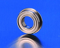 Deep Groove Ball Bearing - Inch Series, Flat, Flanged (SPB-USA (Ezo))