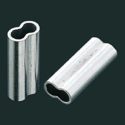 Stainless Steel Ferrule (Thin 8-Figured Ferrule ? 8-Figured Ferrule)